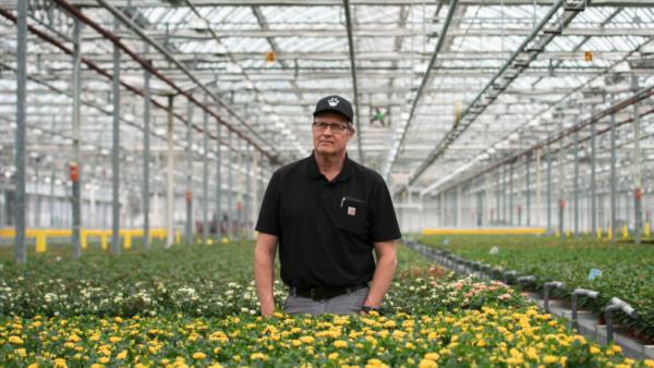 Len Vander Lugt, CEO – Aldershot Greenhouses – Canada